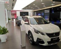 Bán xe Peugeot 3008 sản xuất 2019, màu trắng giá 1 tỷ 199 tr tại Hà Nội