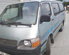 Cần bán Toyota Hiace năm sản xuất 1999, màu xanh lam giá 35 triệu tại Hà Nam