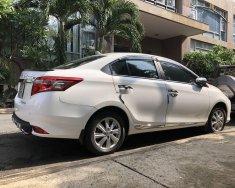 Cần bán Toyota Vios năm 2018, màu trắng, 549 triệu giá 549 triệu tại Bình Dương