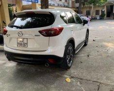 Bán Mazda CX 5 đời 2017, màu trắng, xe như mới   giá 825 triệu tại Hà Nội