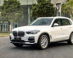 BMW X5 Xdrive 40i 2020 SUV thể thao, mạnh mẽ, màu trắng, xe nhập khẩu Đức 5+2 chỗ giá 4 tỷ 299 tr tại Tp.HCM