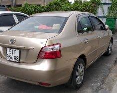 Chính chủ cần bán Toyoto Vios 2010 màu vàng cát giá 270 triệu tại Tp.HCM