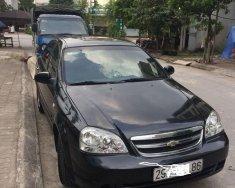 Bán Chevrolet Lacetti năm 2012, màu đen, số sàn giá 230 triệu tại Hà Nội