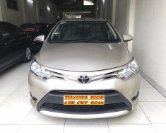 Cần bán Toyota Vios 1.5E CVT năm sản xuất 2018, màu vàng, 1 chủ mới cứng giá 495 triệu tại Hà Nội