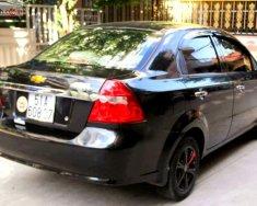 Chính chủ bán lại xe Chevrolet Aveo 1.5 MT sản xuất năm 2013, màu đen giá 225 triệu tại Tp.HCM
