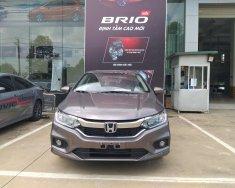 Honda Ôtô Thanh Hóa, giao ngay Honda City 1.5, màu titan, giá hấp dẫn, LH: 0962028368 giá 599 triệu tại Thanh Hóa