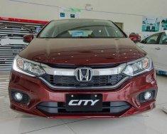 Honda Ôtô Thanh Hóa, giao ngay Honda City 1.5, màu đỏ, giá hấp dẫn, LH: 0962028368 giá 599 triệu tại Thanh Hóa