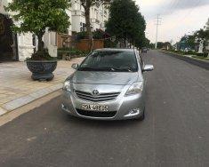 Bán xe Toyota Vios 1.5E xịn màu ghi bạc, sx cuối 2011, một chủ sử dụng từ đầu giá 298 triệu tại Hà Nội
