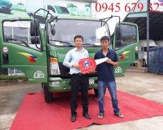 Bán xe ben Howo 6 tấn 5 ga cơ, trả góp giá rẻ giá 390 triệu tại Đồng Nai