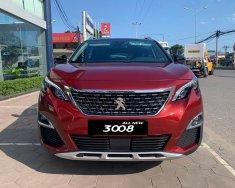 Bán xe Peugeot 3008 màu đỏ mới, giá khuyến mãi cực tốt giá 1 tỷ 199 tr tại Hà Nội