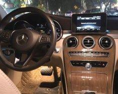 Cần bán lại xe Mercedes C250 2017, nhập khẩu giá 1 tỷ 650 tr tại Hà Nội