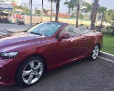 Bán Lexus IS sản xuất năm 2010, màu đỏ, nhập khẩu nguyên chiếc như mới giá 1 tỷ 280 tr tại Tp.HCM