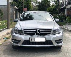 Cần bán gấp xe Mercedes C200 Edition C, đời 2014, màu bạc, nhập Mỹ giá 739 triệu tại Tp.HCM