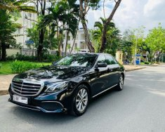 Cần bán xe Mercedes-Benz E class năm 2018, màu Đen xe nhập giá 1 tỷ 980 tr tại Tp.HCM