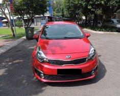 Bán ô tô Kia Rio sản xuất năm 2015, màu đỏ, nhập khẩu giá 425 triệu tại Tp.HCM