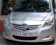 Cần bán xe Toyota Vios đời 2011, màu bạc xe gia đình giá 365 triệu tại Tp.HCM