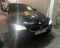Xe BMW 5 Series 520i năm 2015, màu đen, nhập khẩu nguyên chiếc giá 1 tỷ 415 tr tại Tp.HCM