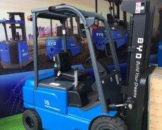 Bán xe BYD ECB25D sx 2019, màu xanh lam, nhập khẩu, thế hệ mới sử dụng pin Lithium, tuổi thọ pin 10 năm, bảo hành 5 năm giá 680 triệu tại Tp.HCM
