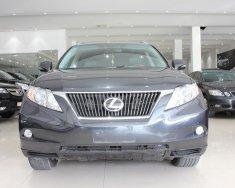 Cần bán Lexus RX 350 model 2009, màu xanh lam, nhập khẩu nguyên chiếc giá 1 tỷ 350 tr tại Tp.HCM