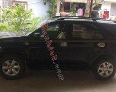 Chính chủ bán Toyota Fortuner 2.5G đời 2010, màu đen giá 610 triệu tại Hà Giang