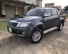 Bán Toyota Hilux 3.0G 2013, màu xám, xe nhập  giá 420 triệu tại Nghệ An