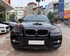 Bán xe BMW X6 đời 2008, màu đen, xe nhập, giá 750tr giá 750 triệu tại Hà Nội