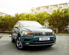 Bán Volkswagen Tiguan Allspace Luxury đời 2019, màu xanh lam, nhập khẩu chính hãng giá 1 tỷ 849 tr tại Tp.HCM