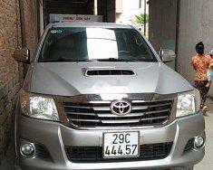 Cần bán lại xe Toyota Hilux MT năm 2014, màu bạc  giá 385 triệu tại Hà Nội