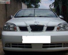 Cần bán xe Daewoo Lacetti Max 1.8 MT sản xuất năm 2004, màu trắng, giá 153tr giá 153 triệu tại Tp.HCM