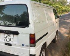 Bán xe Suzuki Super Carry Van đời 2009, màu trắng chính chủ  giá 155 triệu tại Hà Nội
