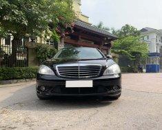 Cần bán lại xe Mercedes đời 2007, màu đen, nhập khẩu, chính chủ, giá tốt giá 900 triệu tại Hà Nội