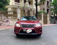 Bán xe Lexus RX350 đời 2009, màu đỏ, xe nhập giá 1 tỷ 350 tr tại Hà Nội