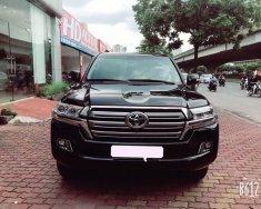 Bán Toyota Land Cruiser VX 4.6 đời 2016, màu đen, xe nhập giá 3 tỷ 610 tr tại Hà Nội
