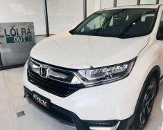 Bán ô tô Honda CR V sản xuất 2019, màu trắng, nhập khẩu nguyên chiếc giá cạnh tranh giá 983 triệu tại Tp.HCM