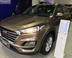 Cần bán Hyundai Tucson 2.0 AT sản xuất 2019, màu vàng  giá 799 triệu tại Tp.HCM