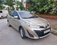 Cần bán lại xe Toyota Vios 2019, màu vàng giá 525 triệu tại Hà Nội