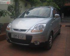 Cần bán lại xe Daewoo Matiz Super 0.8 AT 2009, màu bạc, xe nhập chính chủ, giá tốt giá 170 triệu tại Hải Phòng
