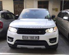 Bán ô tô LandRover Range Rover Sport Autobiography sản xuất năm 2014, màu trắng, nhập khẩu nguyên chiếc như mới giá 3 tỷ 600 tr tại Hà Nội