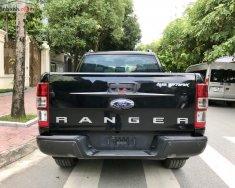 Bán ô tô Ford Ranger Wildtrak 3.2L 4x4 AT năm 2016, màu đen giá 755 triệu tại Hà Nội