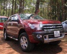Bán Ford Ranger sản xuất 2014, màu đỏ giá 520 triệu tại Lâm Đồng