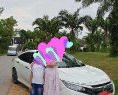 Bán Honda Civic đời 2016, màu trắng, nhập khẩu   giá 750 triệu tại Hà Nội