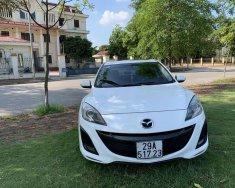 Cần bán Mazda 3 sản xuất 2010, màu trắng, nhập khẩu   giá 389 triệu tại Hà Nội