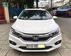 Bán xe Honda City năm 2018, màu trắng, chính chủ giá cạnh tranh giá 565 triệu tại Tp.HCM