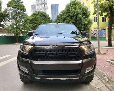 Bán xe Ford Ranger sản xuất 2016, màu đen, 755tr giá 755 triệu tại Hà Nội