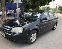 Cần bán xe Daewoo Lacetti sản xuất năm 2009, màu đen xe gia đình, giá tốt giá 158 triệu tại Hà Nội