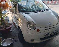 Cần bán Daewoo Matiz đời 2003, màu trắng, xe nhập   giá 55 triệu tại Bình Dương