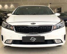 Bán xe Kia Cerato 1.6 MT 2018, màu trắng, hotline: 0985.190491 Ngọc giá 490 triệu tại Tp.HCM