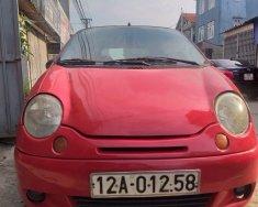 Cần bán lại xe Daewoo Matiz SE năm 2005, màu đỏ giá 52 triệu tại Bắc Ninh
