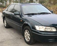 Chính chủ bán Toyota Camry đời 2000, nhập khẩu, màu xanh giá 198 triệu tại Hà Nội