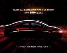 Bán Kia Rio năm sản xuất 2019, màu đỏ, giá tốt giá 399 triệu tại Hà Nội